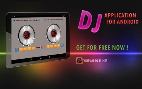 App Virtual DJ Mixer APK for Windows Phone | Download Android APK
