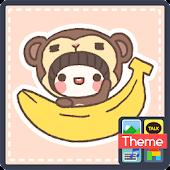 monkey bebe k