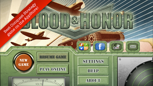 Blood Honor [risk evolved]