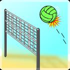 Gun Volleyball icon