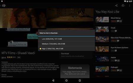 Spuul - Indian Movies & TV 2.5.0 screenshot 237004