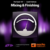 Pro Tools 10 107 The Mixer