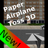 Paper Airplane Toss 3D