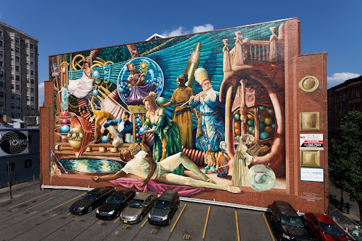City of philadelphia mural arts program google arts for City of philadelphia mural arts program