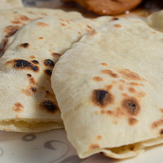 Pita Bread the easy way.
