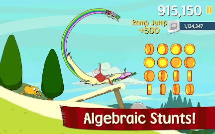 Ski Safari: Adventure Time Screenshot 2