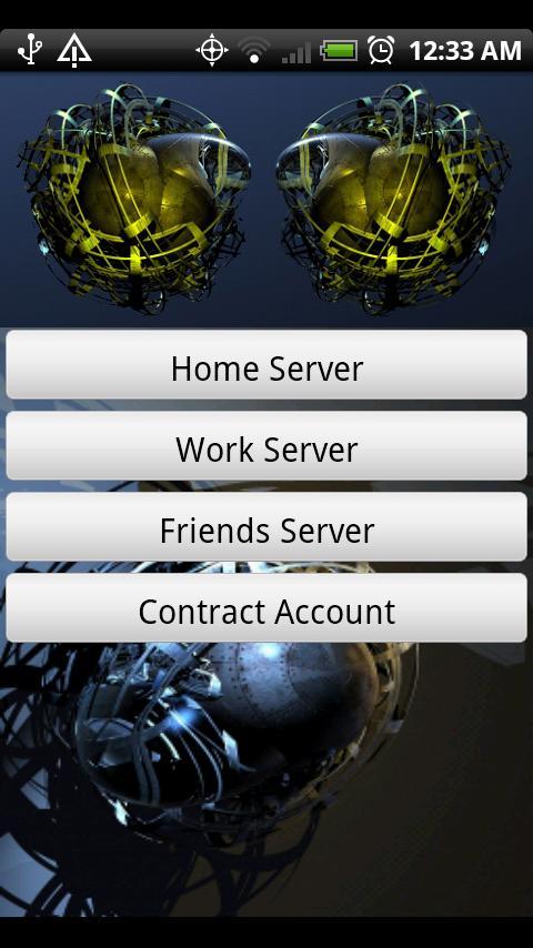 VirtualBox Manager- screenshot
