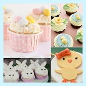 Cute Cupcake Muffin Wallpaper