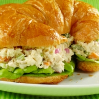 Chicken Salad Tea Sandwiches