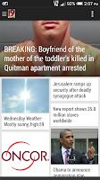Screenshot of KYTX CBS 19 News