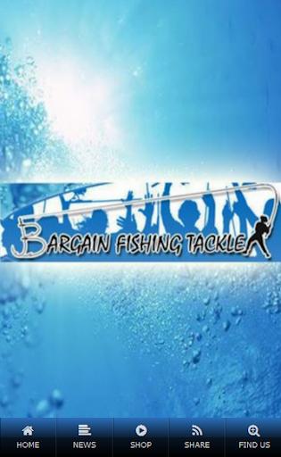 Bargain Fishing Tackle