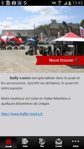 Bailly-Loisirs