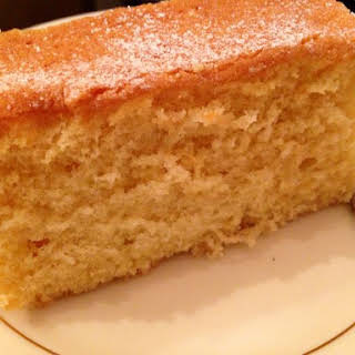 Bestest as Light and Fluffy as a Butter Cake Can Be!.