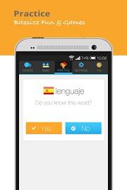 Lingualy - Practice a Language Screenshot 3
