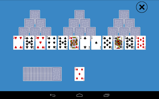 Classic TriTowers Solitaire