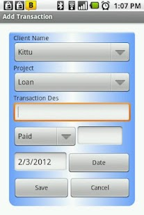 Client Management- screenshot thumbnail