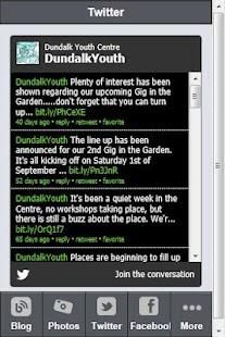 Louth Comhairle na nOg - screenshot thumbnail