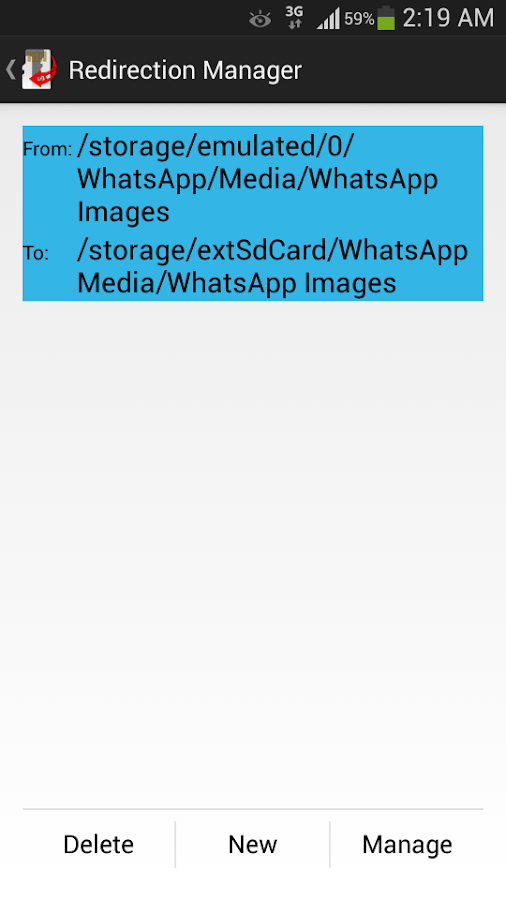 Photo & File Redirect- screenshot