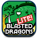 Blasted Dragons LITE logo