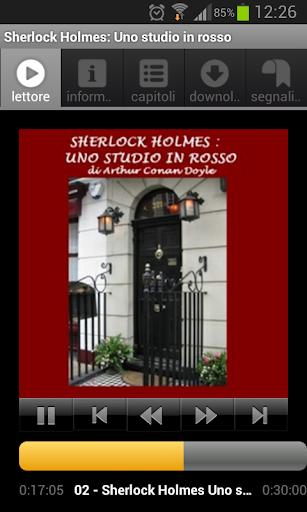 Audioteka audiolibro italiano