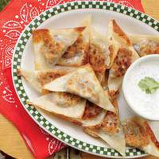 Mexican Potstickers