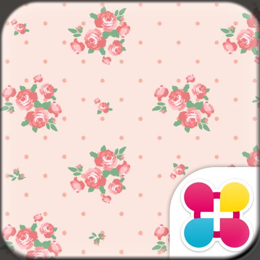 乳白薔薇 for[+]HOME 個人化 App LOGO-APP試玩