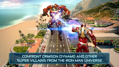 Iron Man 3 - The Official Game Screenshot 5