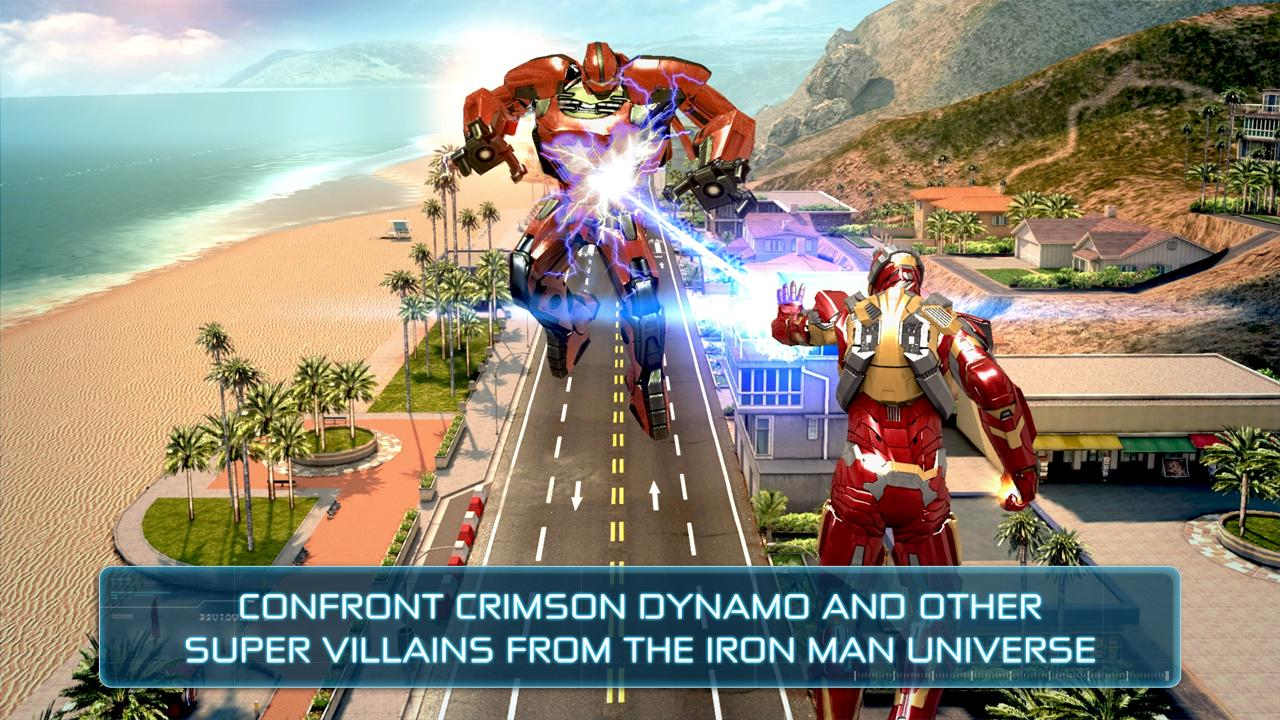 Iron Man 3 - The Official Game screenshot #5