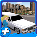 Duty City limousine Parking icon