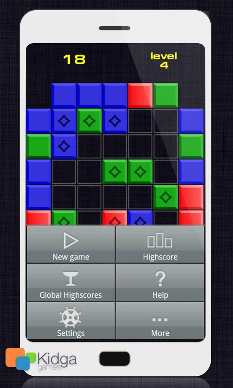 Block Out - screenshot