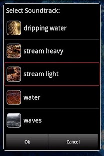 Water Sounds- screenshot thumbnail