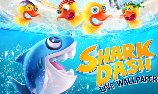 Shark Dash Live Wallpaper - screenshot thumbnail
