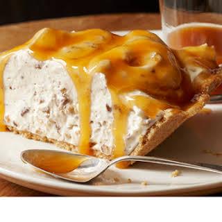 Butter Pecan Pie.