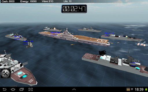 Battleship : Line Of Battle