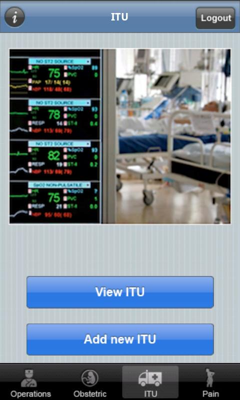 Online Anaesthesia - screenshot