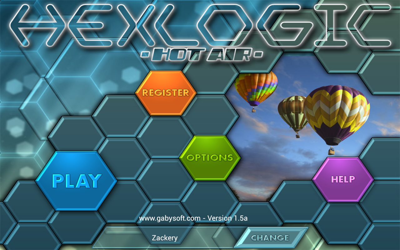 HexLogic - Hot Air- screenshot
