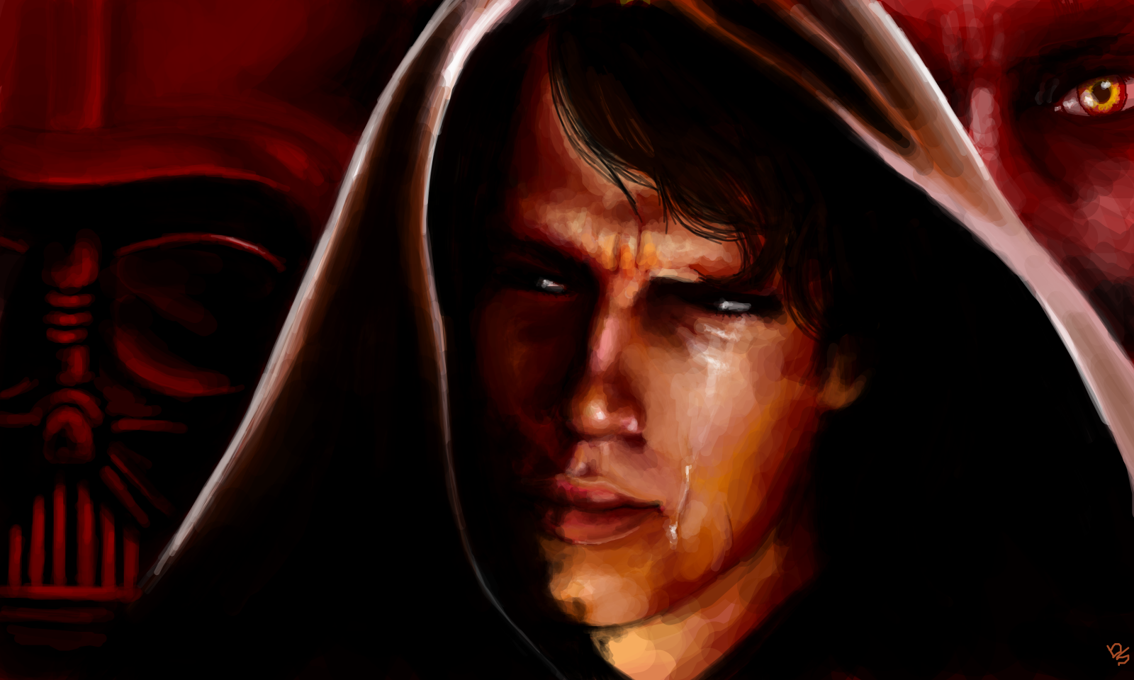 The Chosen One - Anakin Skywalker