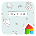 flower dance dodol theme icon