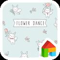 flower dance dodol theme icon