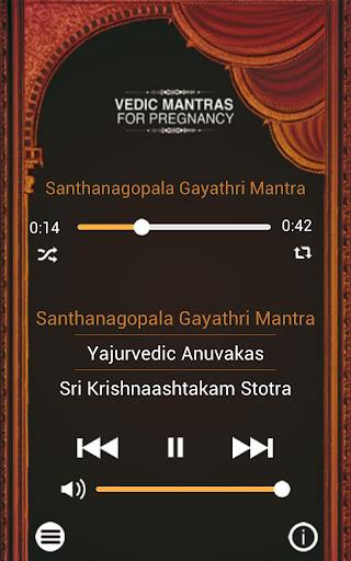 Vedic Mantras for Pregnancy