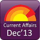 December 2013 Current Affairs