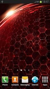 Droid DNA動態桌布