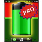 Fondo Nivel de Bateria Pro icon