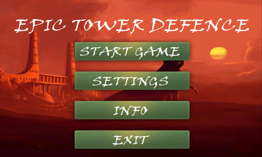 Epic Tower Defence