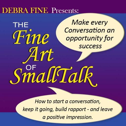 The Fine Art of Small Talk 書籍 LOGO-阿達玩APP