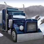 Winter Road Trucker 2 Apk
