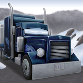 Winter Road Trucker