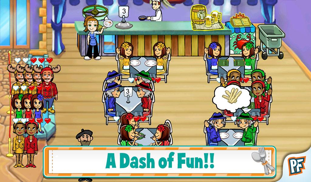 Diner Dash - screenshot