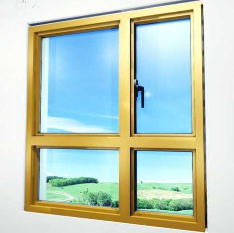 Aluminium Window Design