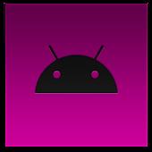 ADW Theme | PinkyBubbles